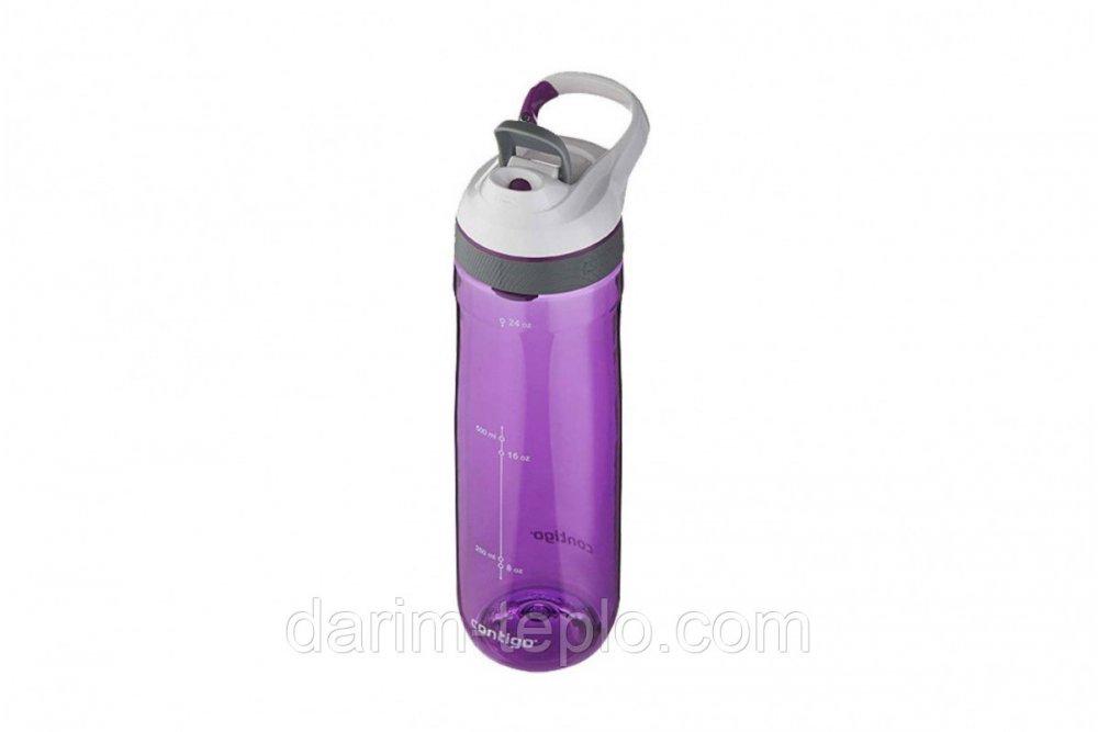 Купить Бутылка для воды из пластика без вредных BPA компонентов Contigo Cortland 1000-0463