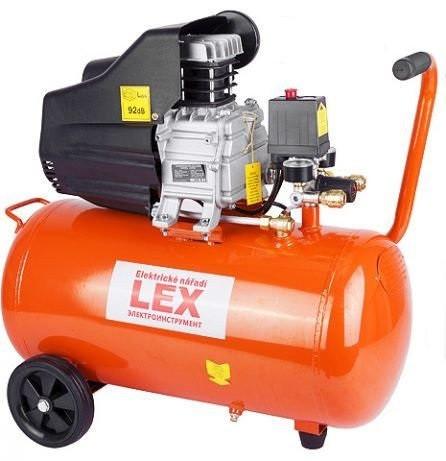 Купить Компрессор LEX LXC24 л.с. 24 литров