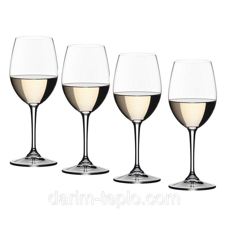Купить Набор бокалов для белого вина Riedel VIVANT, объем 0,34 л, 4 шт 0484/01