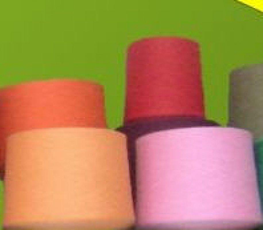 Шпагат колбасный цветной хлопчатобумажный (более  цветов и их сочетаний)