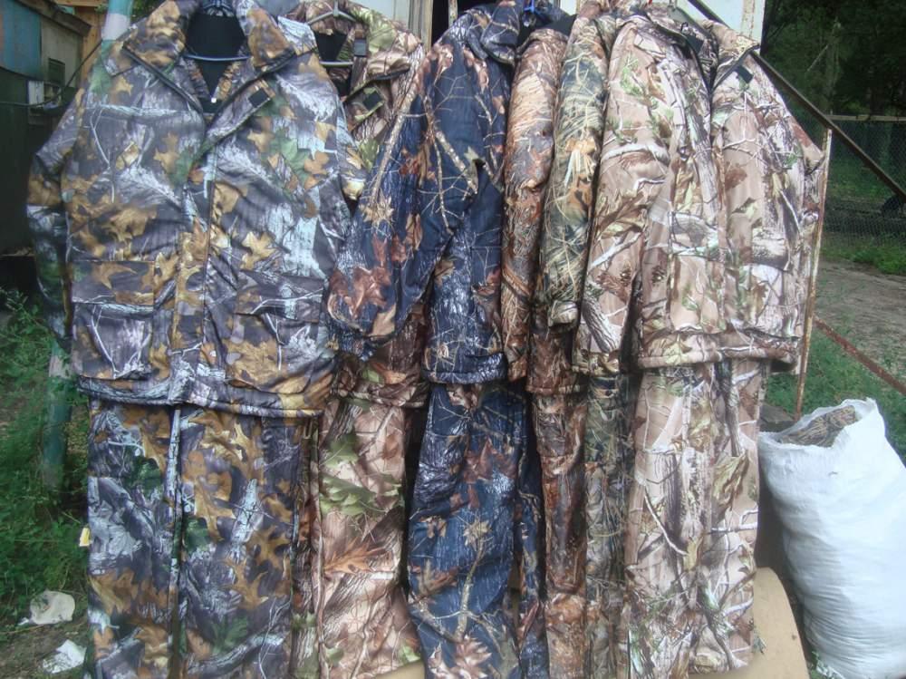 Одежда и обувь для охоты рыбалки и