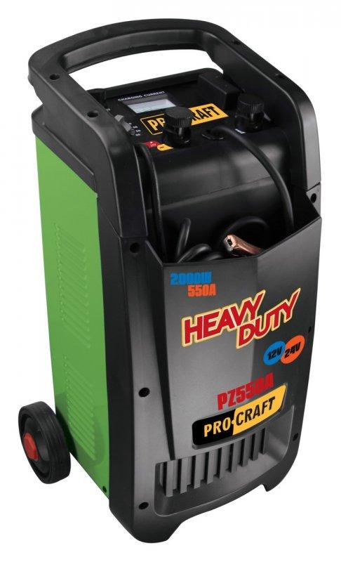 Купить Пуско-зарядное устройство Procraft PZ550A