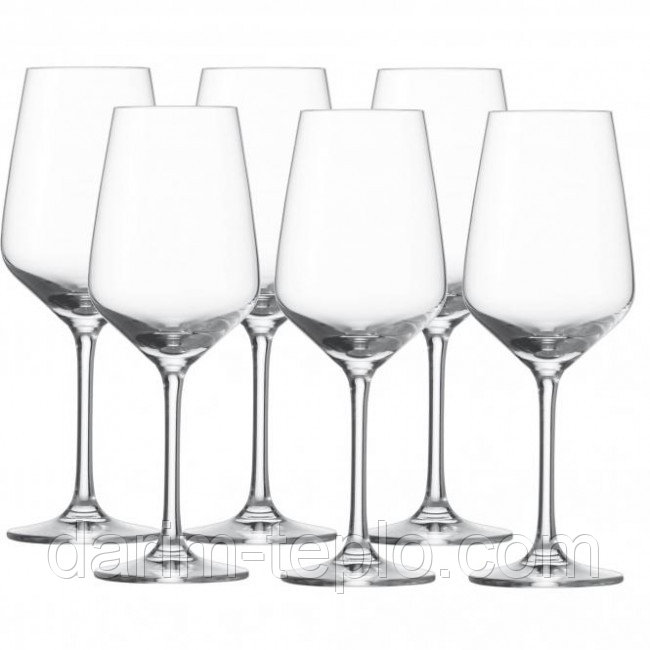 Купить Набор бокалов для белого вина Schott Zwiesel Taste 115670, 0,356 л 6 шт