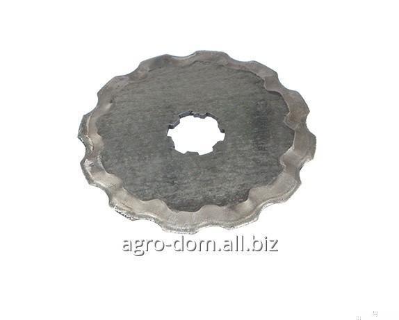 Нож ротора жатки Geringhoff Rota Disk 50 10 60