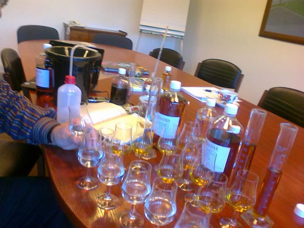 Экстракт дуба водный для вин и бренди