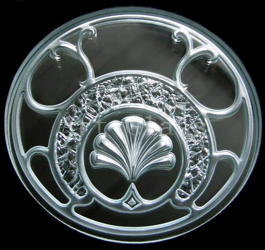Изделия декоративные из стекла, художественная обработка и декорирование стекла