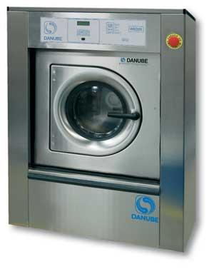 Промышленные стиральные машины DANUBE (Франция)