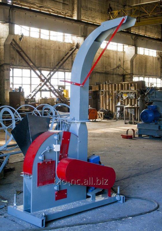 Купити Рубильная машина МРЕГ 180-30 стаціонарна (4-6 м3/год) - з гідроподачею