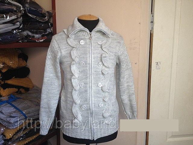 Дитячі в язані кофти для дівчинок.Дитячий одяг оптом купити в Харків f8d30d82a3e7c