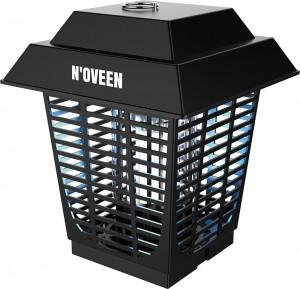 Купить Мухоловка. Уничтожитель уличный Noveen IKN22 IPX4 Prof (20 Вт) инсектицидная ловушка для мух, комаров, ос.