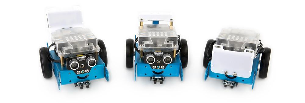 Купить Робот-конструктор Makeblock mBot S