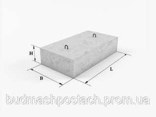Купить Блок фундаментный ФБС 12-3-6т