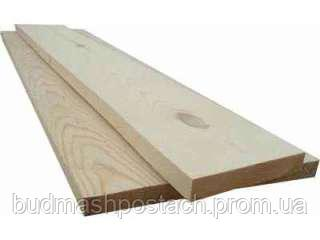 Купить Доска обрезная сухостойная 2 сорт / ширина 30 мм