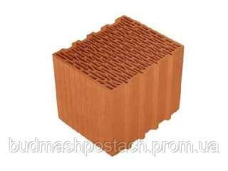 Купить Керамический блок Porotherm 30 Klima Dryfix
