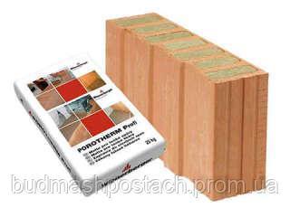 Купить Керамический блок Porotherm 44 1/2 T Profi
