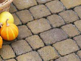Купить Тротуарная плитка | Золотой Мандарин | Креатив Антик | Высота 60 мм
