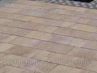 Купить Тротуарная плитка | Золотой Мандарин | Модерн M | Высота 60 мм