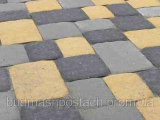 Купить Тротуарная плитка | Золотой Мандарин | Старая площадь | Высота 40 мм