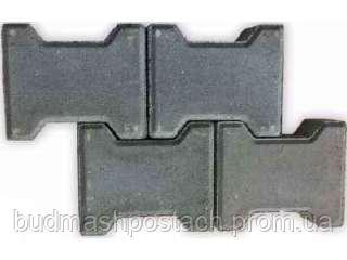 Купить Тротуарная плитка | Укрплитка | Двойное Т | Высота 80 мм