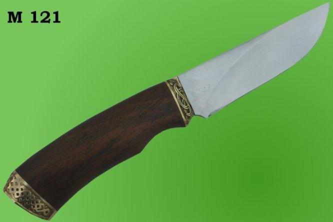 Купить Ножи авторские. Модель 121. Нож булатный охотничий разделочный.