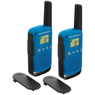 Купить Портативная рация Motorola TALKABOUT T42 Blue Twin Pack (B4P00811LDKMAW)