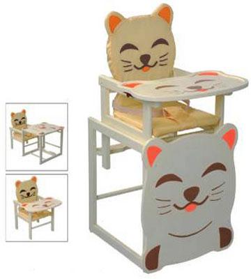 стульчик трансформер для кормления Casato Cy 114 купить в киеве