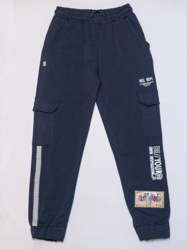Купить Спортивные штаны трикотажные на мальчика детские рост 134,140,146