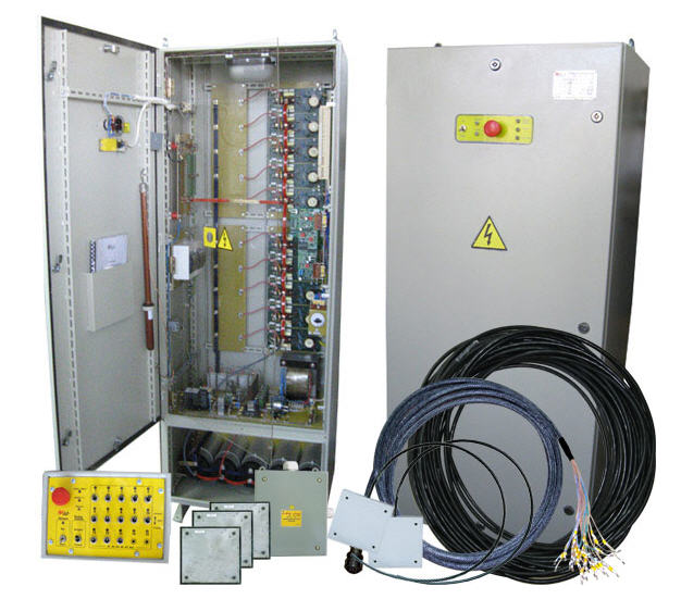 Buy TU U3.01-19289902-170-98 IM MITEK® magnetic-pulse installation, Equipment for production of cemen