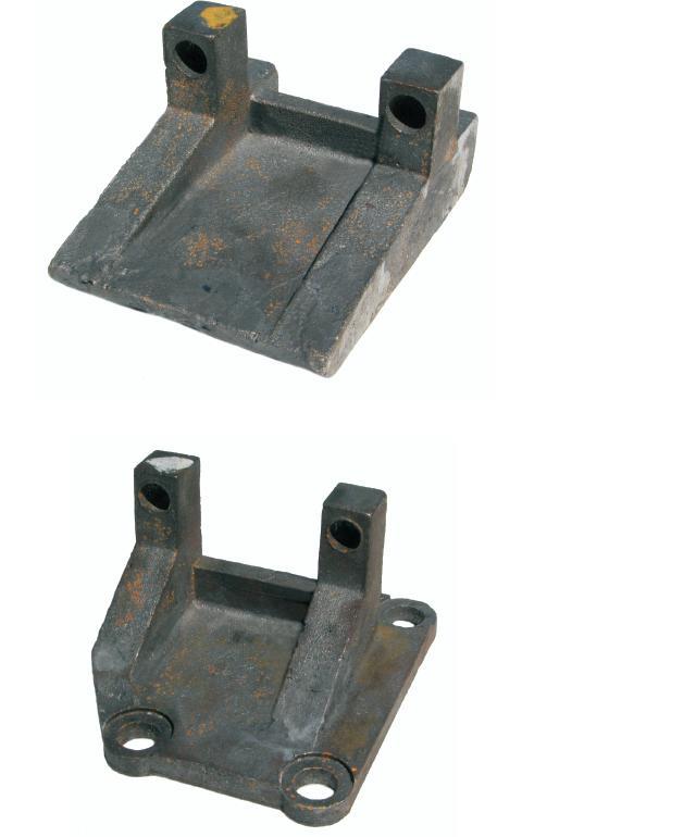 Литье стальное по газифицируемым моделям