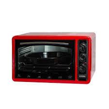 Купить Электрическая духовка ASEL AF - 0023 объёмом 33 литра Турция ( красная )