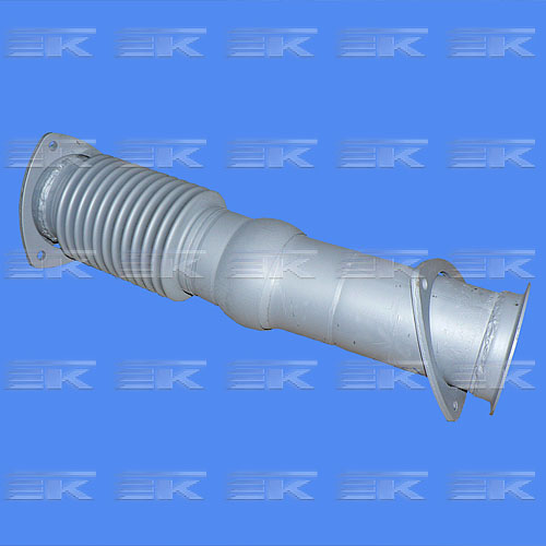Buy Metal hose (KAMAZ 4308), article: 4308-1203012 Mufflers automobile