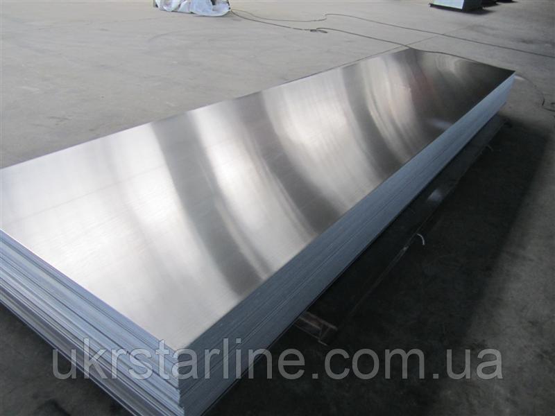 Алюминевый лист 5083Н111 20х2000х6000 мм