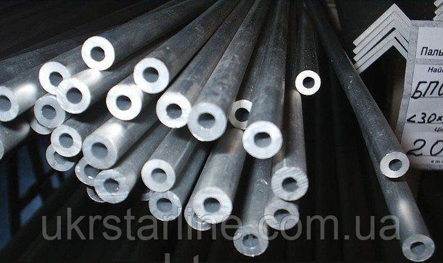 Алюминиевая труба круглая o 22x3 мм марка 6082 (аналог Д16Т)
