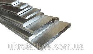 Алюминиевая шина, 100х25,0 мм без покрытия