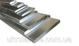 Алюминиевая шина, 50х3,0 мм без покрытия