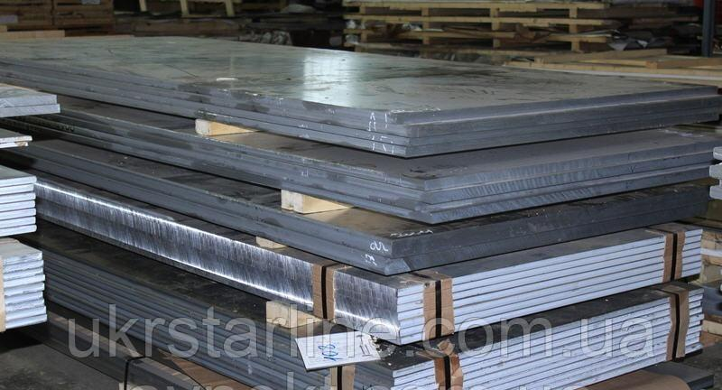 Алюминиевый лист Д16Т 30х1500х3000мм