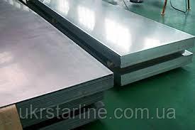 Алюминиевый лист по сплаву 6082 1,5х1000х2000 мм