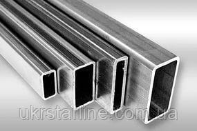 Алюминиевый профиль, 50х30х2,5 мм без покрытия