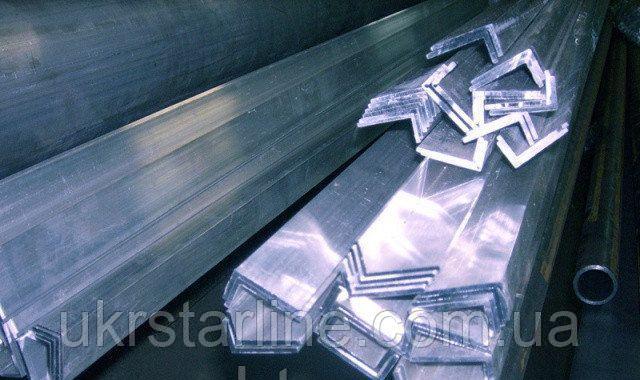 Алюминиевый уголок профиль (анодированый) ГОСТ АД31Т1 30х15х1,5, 30х15х2, 30х20х2,40х20х2 доставка порезка.