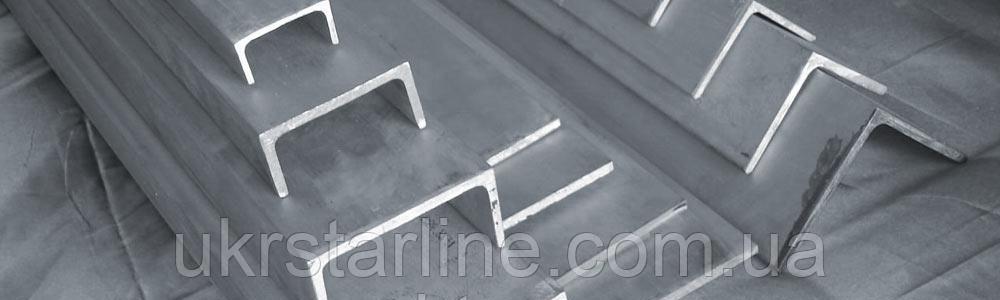Алюминиевый швеллер 10x8x1,5 мм АД31Т5