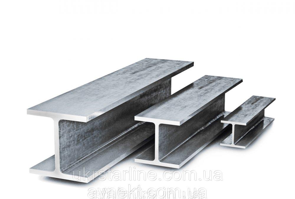 Балка стальная 30 IPE 12 м