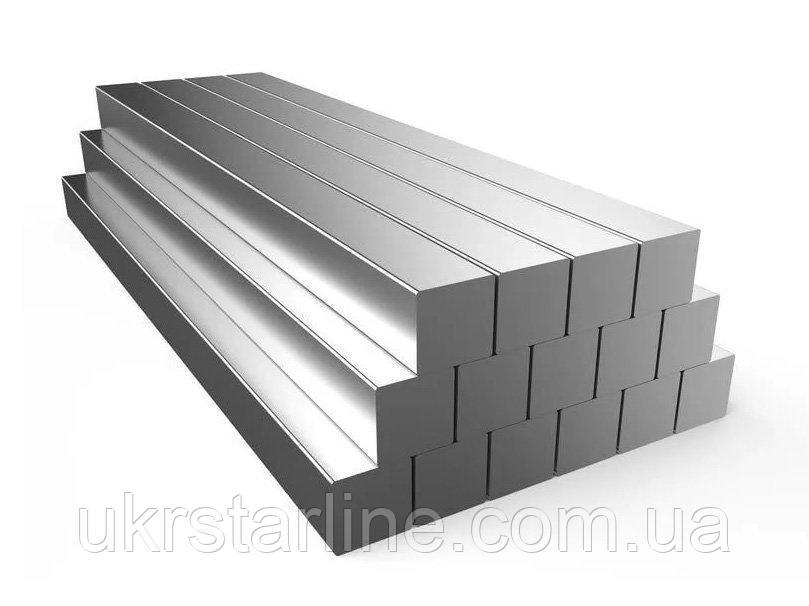 Квадрат из нержавеющей стали, 15 мм