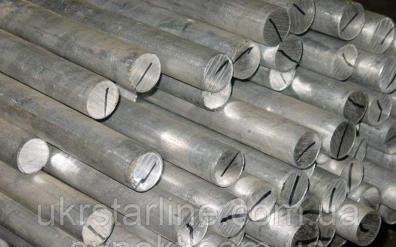Круг алюмінієвий ф Д16Т, В95, Д1Т дюраль ф 50мм
