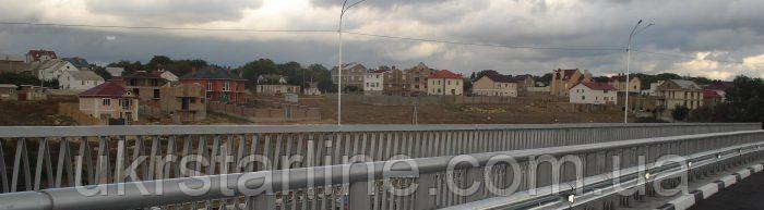 Мостовые дорожные ограждения 11МО-2