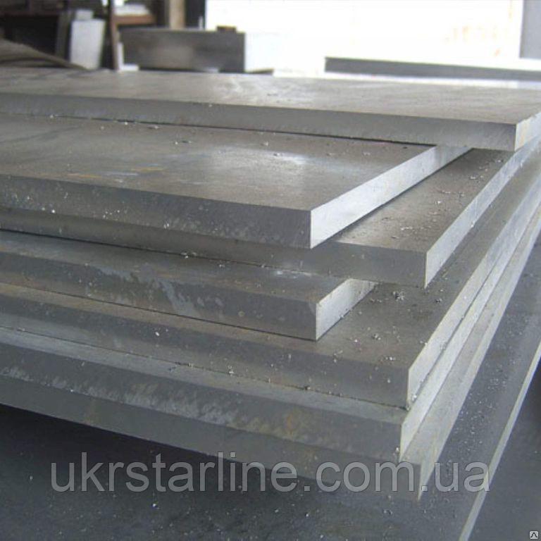 Плита алюминиевая /АМГ 3/15*1270*2520