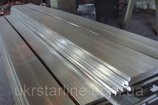 Полоса из нержавеющей стали, 40х6,0 мм