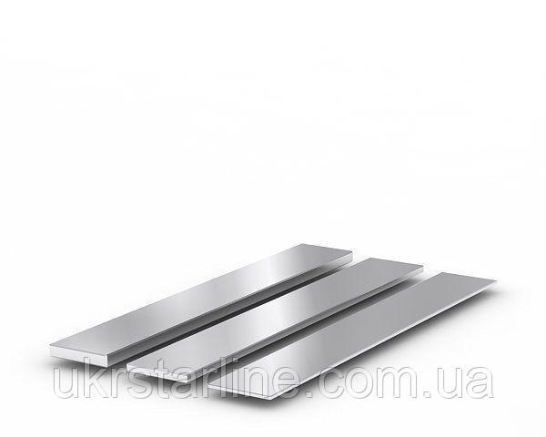 Полоса стальная нержавеющая 100х10 мм AISI 304