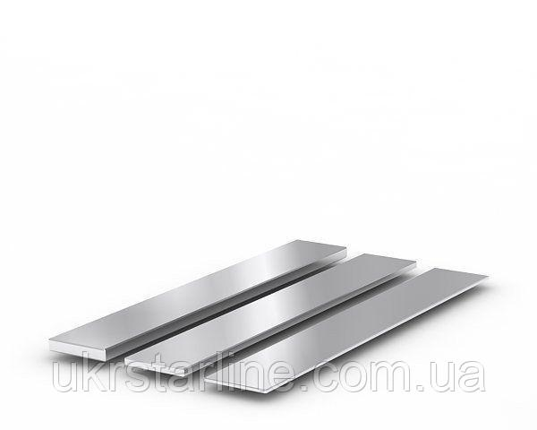 Полоса стальная нержавеющая 60х6 мм AISI 304