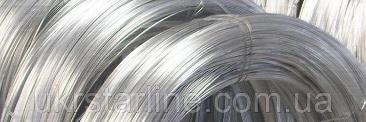 Проволока алюминиевая 6мм