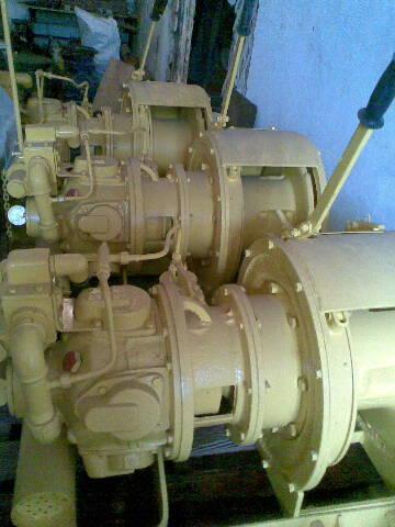 Лебедка шахтная вспомогательная ШВА-18000×0,25П